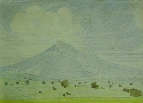 Гора.